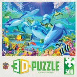 Lenticular Puzzle Fish Lenticular Puzzle