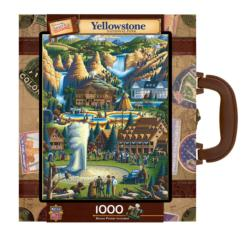 Yellowstone National Parks Collectible Packaging