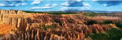 Bryce Canyon 1,000 Piece Panoramic Puzzle Landmarks / Monuments Panoramic Puzzle
