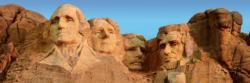 Mount Rushmore 1,000 Piece Panoramic Puzzle United States Panoramic Puzzle