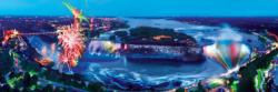 Niagra Falls Niagara Falls Panoramic Puzzle