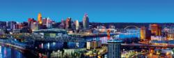Cincinnati Photography Panoramic Puzzle