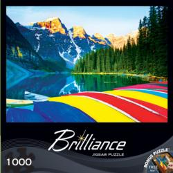 Calm Colors (Brilliance) Lakes / Rivers / Streams Jigsaw Puzzle