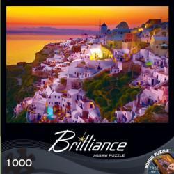 Evening View (Brilliance) Seascape / Coastal Living Jigsaw Puzzle