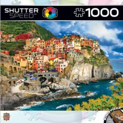 Edge of the World Seascape / Coastal Living Jigsaw Puzzle