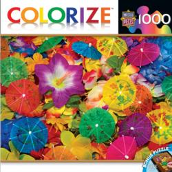 Aloha! (Colorize) Pattern / Assortment Jigsaw Puzzle