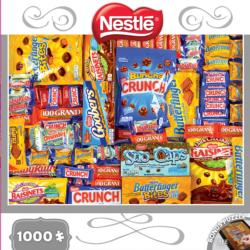 Nestle Pattern / Assortment Jigsaw Puzzle