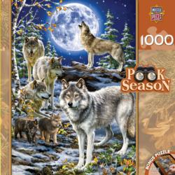 Evening Pack (Peek Season) Baby Animals Jigsaw Puzzle