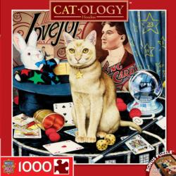 Houdini Cats Jigsaw Puzzle