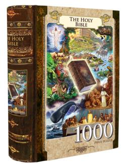 The Holy Bible Religious Jigsaw Puzzle