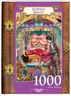 Sleeping Beauty (Book Box) Movies / Books / TV Jigsaw Puzzle