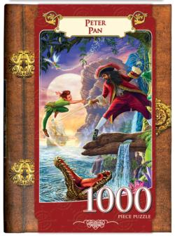 Peter Pan (Book Boxes) Movies / Books / TV Jigsaw Puzzle