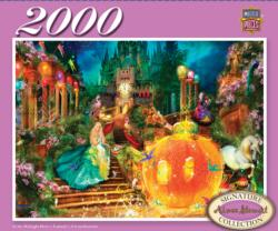 At the Midnight Hour (Signature Collection) Princess Jigsaw Puzzle