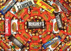 Hershey's Swirl Sweets Jigsaw Puzzle