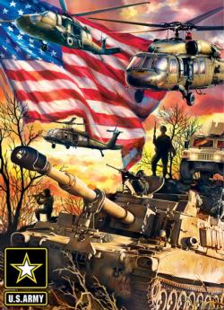 Army Firepower Flags
