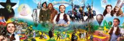 Wizard of Oz Panoramic Puzzle
