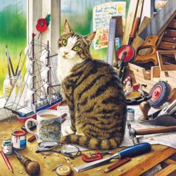 Nelson Everyday Objects Jigsaw Puzzle
