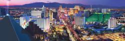 Las Vegas Las Vegas Panoramic Puzzle