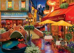 It's Amore! (Colorscapes) Italy Jigsaw Puzzle
