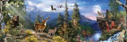 RealTree Wildlife Panoramic Puzzle