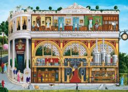 B&T Brewing Company (Inside Out) Jigsaw Puzzle