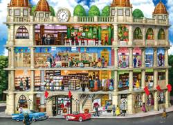 Fields Department Store Shopping Jigsaw Puzzle