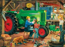 The Restoration Farm Jigsaw Puzzle