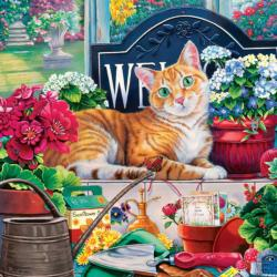 Blossom - Scratch and Dent Cats Jigsaw Puzzle