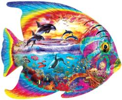 Tropical Fish - Scratch and Dent Fish Jigsaw Puzzle