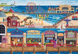 Ocean Park - Scratch and Dent - Scratch and Dent Seascape / Coastal Living Jigsaw Puzzle