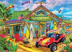 Beach Time Fun Beach Jigsaw Puzzle