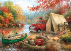 Share the Outdoors Lakes / Rivers / Streams Jigsaw Puzzle
