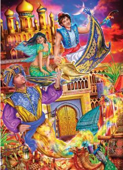 Aladdin Movies / Books / TV Jigsaw Puzzle