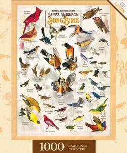 Songbirds Birds Jigsaw Puzzle