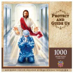 Protect and Guide Us Religious Jigsaw Puzzle