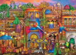 Arabian Nights - Scratch and Dent Travel Jigsaw Puzzle