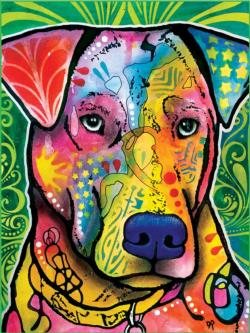 Always Watching Dogs Jigsaw Puzzle