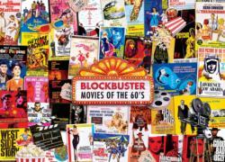 Movie Posters Nostalgic / Retro Jigsaw Puzzle