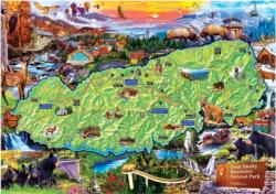 Great Smoky Mountains National Parks Jigsaw Puzzle