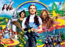 Wonderful Wizard of Oz Movies / Books / TV Jigsaw Puzzle