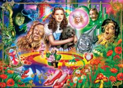 Magical Land of Oz Movies / Books / TV Jigsaw Puzzle