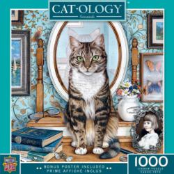 Savannah Cats Jigsaw Puzzle