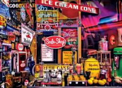 Parade Day Nostalgic / Retro Jigsaw Puzzle