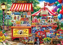 Hershey's Stand Sweets Jigsaw Puzzle