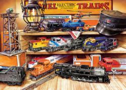 Collector's Treasures Domestic Scene Jigsaw Puzzle