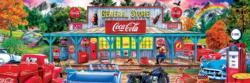 Coca-Cola Stop-n-Sip Panoramic General Store Panoramic Puzzle