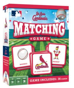 St. Louis Cardinals Matching Game St. Louis Cardinals