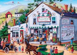 Samuel Sutty Dry Goods Shopping Jigsaw Puzzle