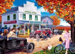 Pleasantville General Store Jigsaw Puzzle
