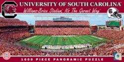 University of South Carolina Football Panoramic Puzzle
